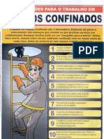 Espaços confinados - Dicas do Protegildo
