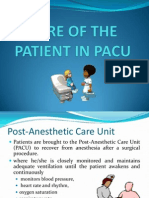 OR-PACU