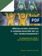 Libro Revolucion Agraria
