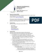 Rfp Jpud Web Dev