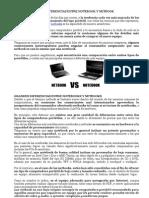 Las Diferencias Entre Notebook y Netbook-ibarra