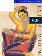 What is Kalighat Painting