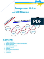 AIESEC Ukraine_Project Management Guide