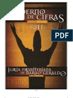 Cifras IPBG 2011