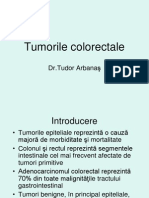 Tumorile colorectale