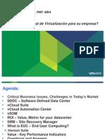 Real Valor de La Virtualizacion Para Su Empresa
