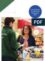 Tesco Annual Report 2012