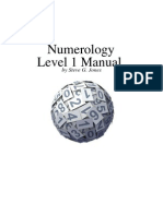 Numerology Basic Ebook 1