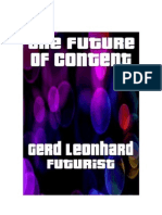 The Future of Content
