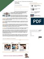 ClickCarreira · Quero Crescer · Aprenda a fazer um bom marketing pessoal.pdf