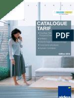 Catalogue 2013 Aldes Ventilation