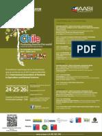 Afiche Congreso Agronomía