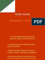 Victor Turner Performance