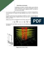 Diseño Muros estructurales