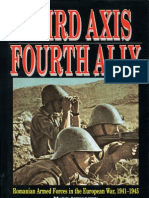 Third Axis Fourth Ally - Romanian Armed Forces in the European War 1941-45