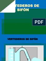 5 VERTEDEROS DE SIFÓN