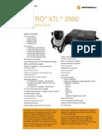 m954 - Astro Xtl2500