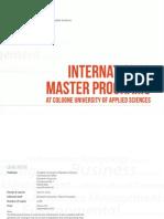 Masterprogramm 2011 Web