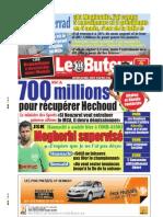 LE BUTEUR PDF du 02/05/2009