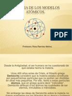 Quimi-k Modelos Atomicos