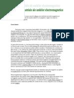 Aplicatii industriale ale undelor electromagnetice.doc