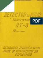 Detector de Mine Tranzistorizat