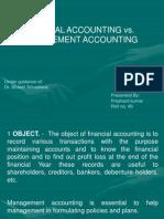 3.Management Accounting vs Financial Accounting