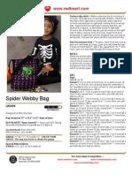 CROCHET - Ellen Gormley - Spider Webby Bag