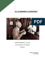 Monografía Teoría Antropológica II