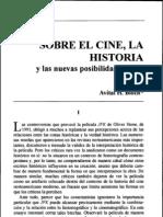 Avital h. Bloch. Sobre El Cine, La Historia. Las Nuevas Posibilidades de La Verdad