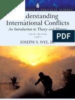Understanding International Conflicts - Joseph Nye