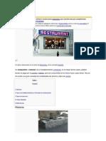 Restaurant Es