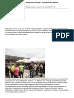 Audiencia Ambiental en Tasco Los Paramos de Boyaca Tienen Quien Los Defienda
