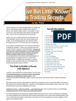 20 Lucrative But Little-Known Options Trading Secrets — By Ken Trester1-Combination