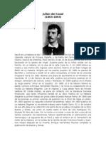 BIOGRAFIA Julián del Casal