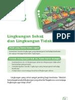 3. Lingkungan Sehat Dan Lingkungan Tidak Sehat