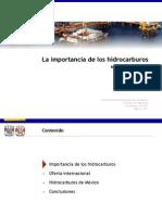 2011-02-01 Unam 2 Demanda de Hidrocarburos