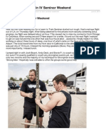Articles.elitefts.com-Part I Learn to Train IV Seminar Weekend