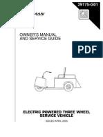29175 Minutemiser Owners Manual