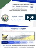 Ingemar Quintero Presentation