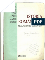 manual istorie cl XII