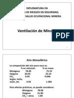 Curso Ventilacion de Minas 1-7, 9- 11