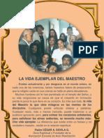 P. Dávila (La vida ejemplar del maestro)