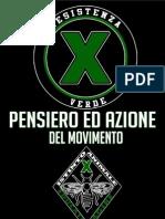 Manifesto Resistenza Verde