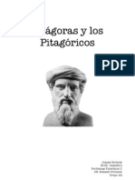 Los Pitágoricos