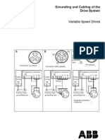 Grounding and Cabling of the Drive System_Variable Speed Drives