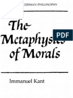 [Immanuel Kant] Kant the Metaphysics of Morals (C(Bookos.org)