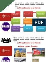 Unidad I Mercadotecnia Tema II III IV V