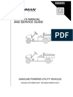 606895 Commander Gas Owners Manual 2010