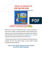 Ganar Dinero en Internet Con HostGator.com